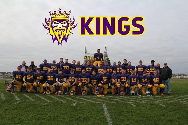 Carnegie American Football Team Picture Kitted Dec 2016 2